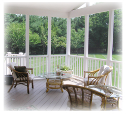 Maryland porches